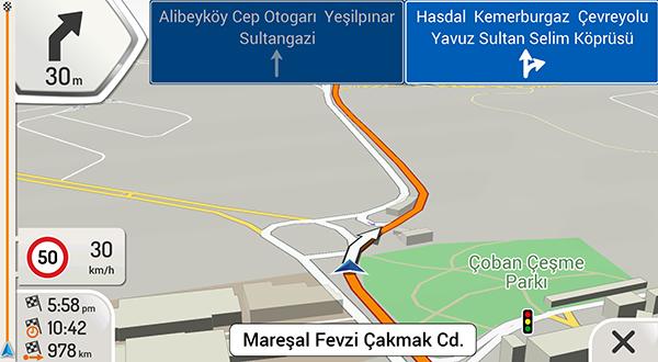 igo maps download turkey