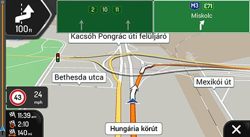 2021 igo hungary map